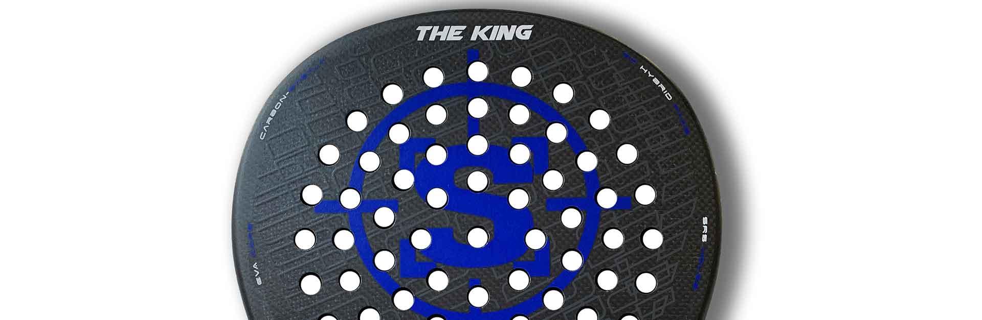 La nueva pala de pádel SHOOTER PADEL THE KING 2.0